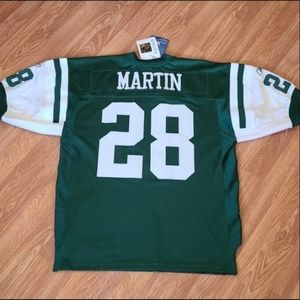 Curtis Martin DEADSTOCK Reebok Authentic jersey